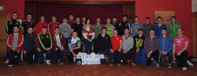 DeCare sponsor Mayo U21