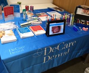 DeCare Dental Oral Health Display