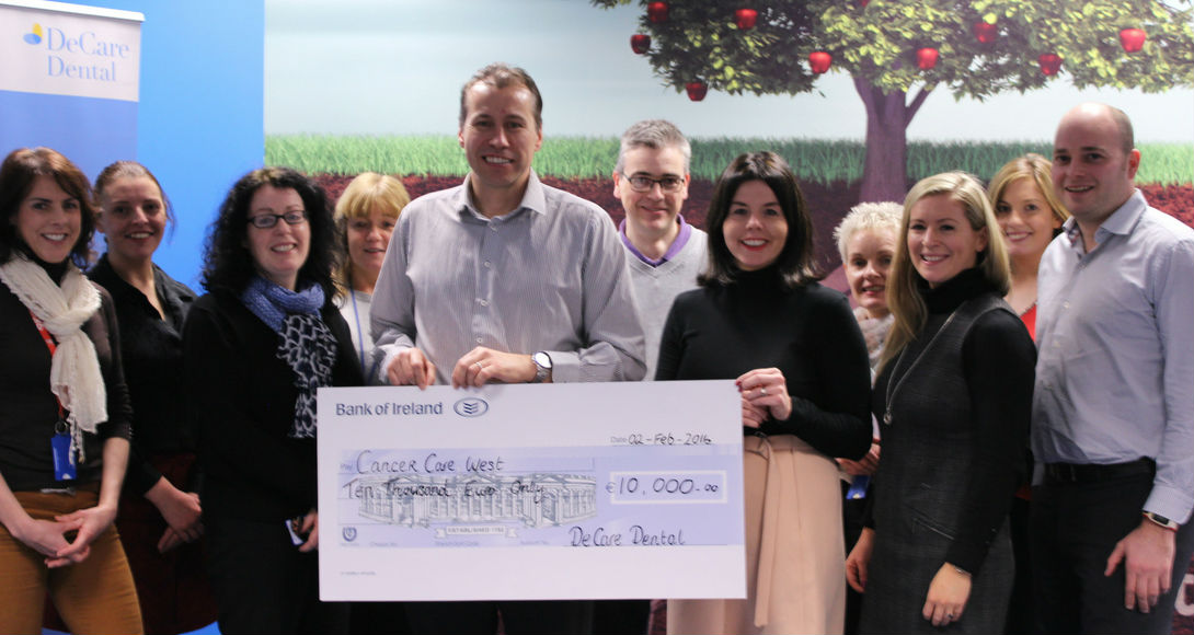 DeCare Dental Supporting Local Charities