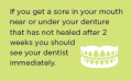 Denture brochure tip 2