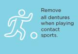 Denture brochure tip 4