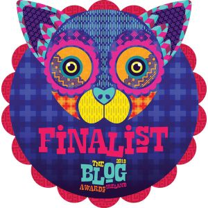 Blog Award 2018 Finalist