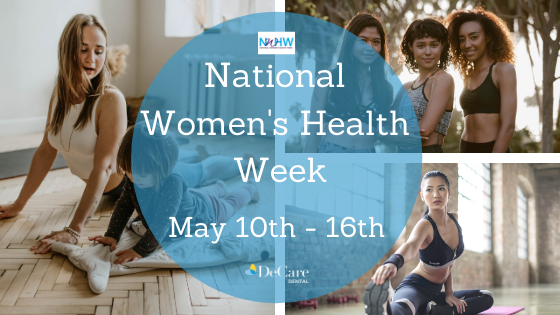 All this week, we are celebrating 'National Women's Health Week' and it is important, especially during this current climate, to remind women and girls to look after themselves and keep as healthy and active as possible.